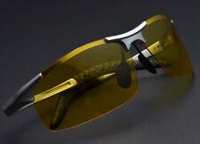 Fahrbrille Nachtsichtbrille Kontrastbrille Nachtsicht Polarisiert Hornbrille