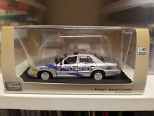 1:43 First Response Replicas FRR Louisville Police Ford Crown Bictoria