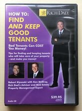 Rich Dad Poor Dad Series: How to Find and Keep Good Tenants Audio CD /1 Disc