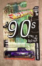 HOT WHEELS CARS OF THE DECADES '90S CUSTOMIZED C3500 (2011)  1:64 SCALE 28 OF 32