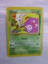 Carte pokémon smogo 58/82 commune team rocket wizard carte marqué