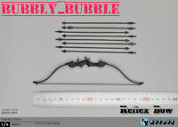 """1/6 Reflex Bow Arrows Set For 12"""" Figure Soldiers Military Weapon☆SHIP FROM USA☆"""