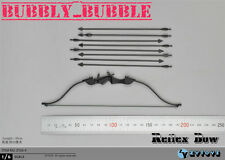 "1/6 Reflex Bow Arrows Set For 12"" Figure Soldiers Military Weapon☆SHIP FROM USA☆"