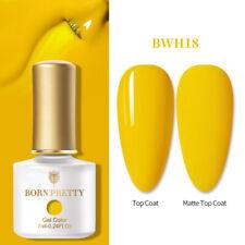 BORN PRETTY 7ml Nail Art UV Gel Polish Soak Off UV Gel Varnish Spring Summer Gel
