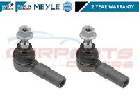 FOR MERCEDES SPRINTER 3T 3,5T 4,6T 5T 2006- 2x FRONT OUTER TRACK ROD END ENDS