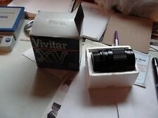 Vivitar 135mm f2.8 mc Telephoto Lens IN BOX