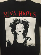 NINA HAGEN SHIRT poster cd siouxie and the banshees slits punk ALL SIZES