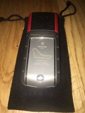 Vertu Ascent MONZA limited edition - Handy aus 1. Hand