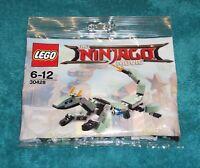 LEGO: The Lego Ninjago Movie : Green Ninja Mech Dragon Polybag Set 30428 BNSIP