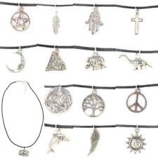 Modeschmuck-Halsketten & -Anhänger im Choker Kreuz-Stil für Damen