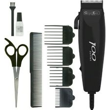 Wahl 100 Series Electric Hair Clipper 10 Piece Kit Trimmer UK STOCK BRAND NEW