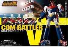 Used Chogokin GX-50 Chodenji Robo Combattler V Bandai