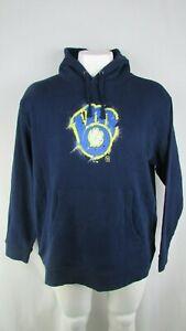 Milwaukee Brewers MLB Men's Pullover Sweatshirt