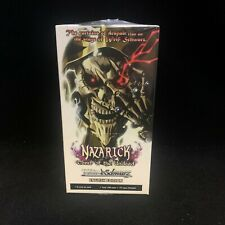 Weiss Schwarz Overlord Nazarick Tomb of the Undead Sealed Booster Box English