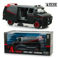 GREENLIGHT 13521 1983 GMC VANDURA THE A-TEAM DIECAST MODEL VAN 1:18