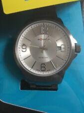 Mondaine M Watch Titanium Case & Strap, 100m WR, Swiss Made  WBH.36280.TJ Watch