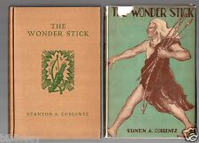 1929 First Edition in DJ of The Wonder Stick by Stanton Coblentz,  illustrated