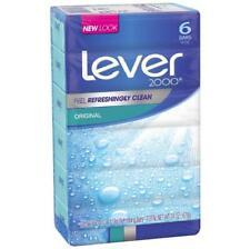 Lever 2000 B/Soap  4Oz 12Ct Original (2 - 6 Pack) 32536-2