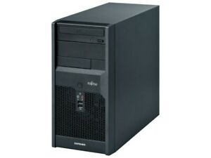 Fujitsu ESPRIMO P3521 Intel E3400 4GB DDR3 320GB Reconditionné Garantie 1 AN