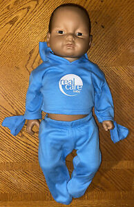 Realityworks Real Care Baby II Plus Think it Over Doll Hispanic Male