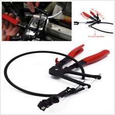 Flexible Long Wire Hose Clamp Plier Car Fuel Oil Water Pipe Repaire Tool Durable