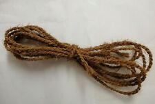 Coconut Fibers Coir Rope 100%Natural Quality Eco-friendly Twisted Bio Degradable