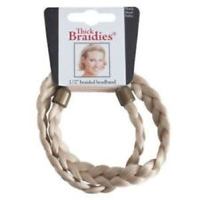 Mia Beauty Thick Braidie Head Band Blonde NEW