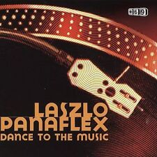 Dance 2 the Music [Single] by Laszlo Panaflex (CD, Feb-2006) NEW Sealed