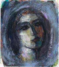 Brenda Venus Collection 1970s HAROLD FRANK Oil Painting