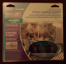 "Orbit Arizona Mist 1/4"" Outdoor Mist Cooling System ~ Outdoor Portable Hose ~"