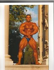 bodybuilder KEVIN LEVRONE Bodybuilding Color Muscle Photo
