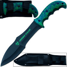 Zombie Outbreak Response Team Knife Hybrid Extreme Full Tang 12.5in Survival EDC