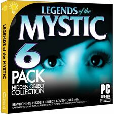 Legends Of The Mystic PC Games Windows 10 8 7 XP Computer hidden object mystery
