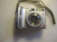 canon powershot camera   a540          b1.08
