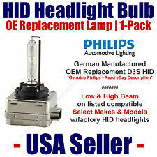 OE HID Headlight Hi/Low GENUINE German Select Makes & Models Listed D3S