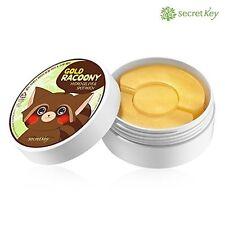 [SECRET KEY] Gold Racoony Hydrogel Eye & Spot Patch  (60sheet + 30sheet)