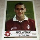 FIGURINA CALCIATORI PANINI 2001-02 TORINO MEZZANO ALBUM 2002