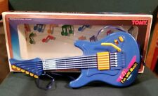 VINTAGE Fun With Music GUITAR by Tomytime Tomy - 7 Songs - Rare - Hard to find!!