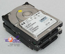 18 GB HP FESTPLATTE HARD DISK  BF018863B8 306645-001 3R-A4143-AA SCSI SCA #K1814