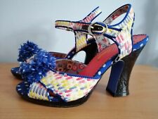Gorgeous Poetic Licence By Irregular Choice Shoes UK 5.5 EUR 38