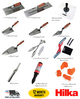 Plasterer Trowel Finishing, Bucket, Pointing, jointer Trowel, Alu Hawk, Line Pin