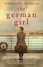 The German Girl: A Novel by Correa, Armando Lucas