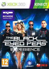 The Black Eyed Peas Experience (Kinect) XBOX 360 IT IMPORT UBISOFT