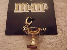 M&M's Candy Brand Trophy Charm