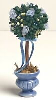 1:12 VINTAGE MINIATURE DOLLHOUSE OUTDOOR TOPIARY TREE ARTIST MADE SIGNED