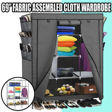 "69"" Portable Wardr