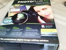 Serif PhotoPlus X2 Digital Studio----- BRAND NEW