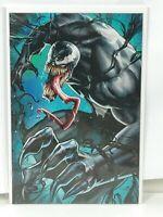 Venom 7 Battles Lines Virgin Variant 1st Dylan Brock Cameo Donny Cates NM