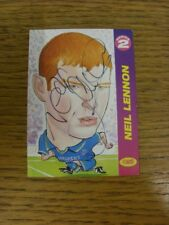 1997 AUTOGRAFATO commercio card: Leicester City-LENNON, Neil [promatch]. bobfranka
