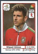 PANINI EURO 2012- #270-PORTUGAL-GENOA-MIGUEL VELOSO